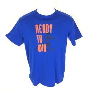 Umbro Men's Blue Compression Shirt XL
